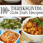 102 Thanksgiving Side Dish Recipes