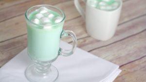 mint white hot chocolate fb