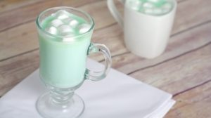 mint white hot chocolate fb