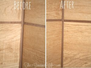 How to Make Perfectly Straight Caulk Lines - easy DIY project.  Finish your kitchen or bathroom with perfectly straight caulk lines with this easy DIY life hack   DIY hack  
