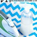 Homemade Ironing Starch