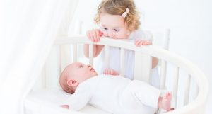 Things you'll need 2 of with Irish Twins - Wish I had this list during my second pregnancy! A total survival kit for what new moms need for their second baby!
