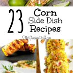23 Amazing Corn Side Dishes Recipes