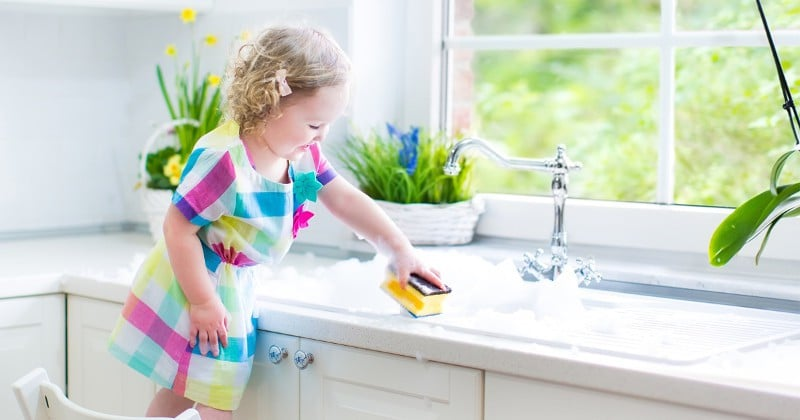 house cleaning tips for busy moms fb