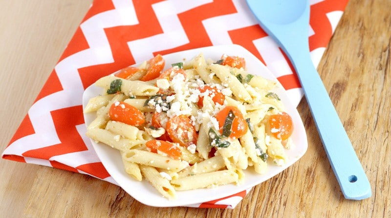 Easy Pasta Salad fba