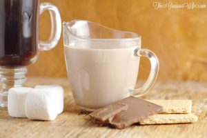 Homemade Smores Coffee Creamer Recipe 8
