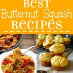 Best Butternut Squash Recipes