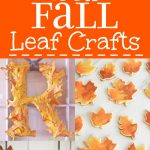 16 DIY Fall Leaf Crafts