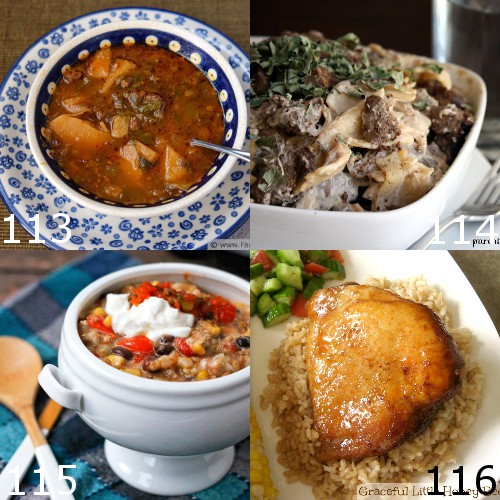 Crockpot Dinner Ideas 29