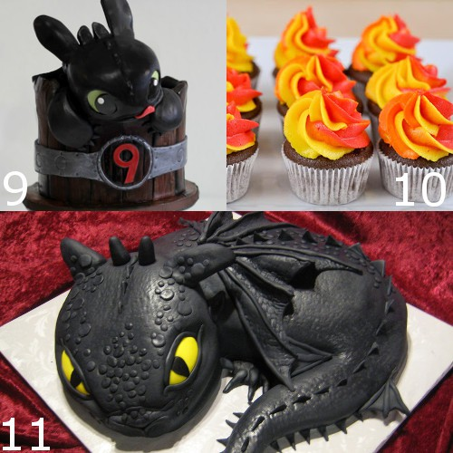 How To Train Your Dragon Birthday Party Ideas The