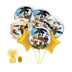 How to Train Your Dragon balloon kit