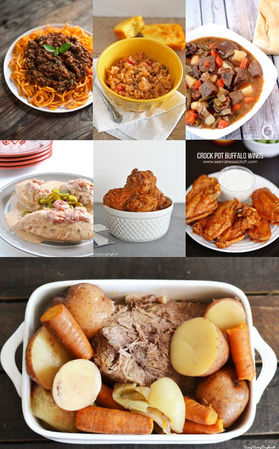 Crock Pot Dinner Ideas The Gracious Wife