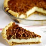 Pecan Cheesecake Pie