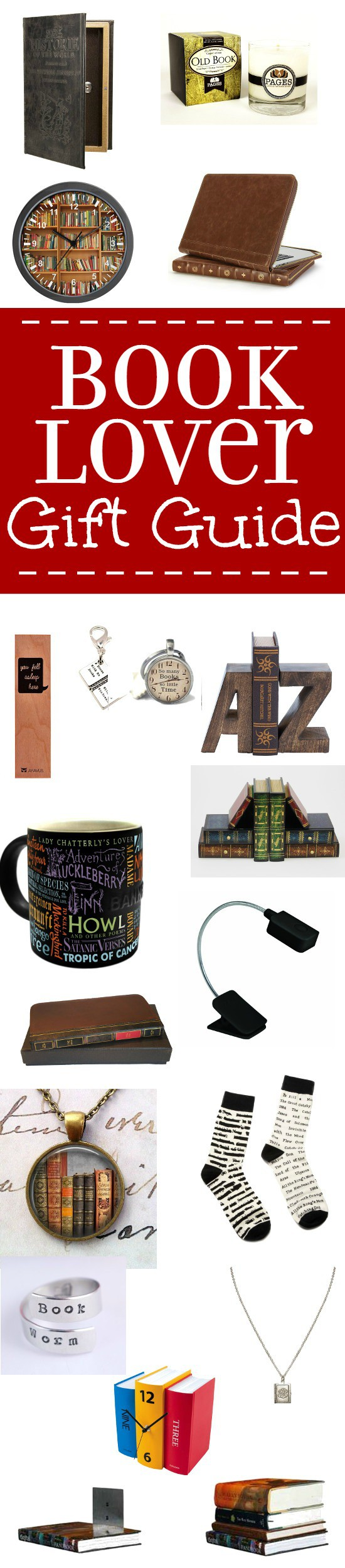 Book Lover Gift Ideas The Gracious Wife