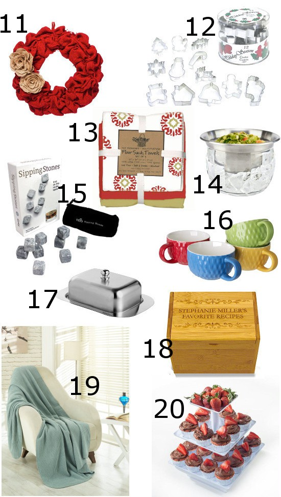 Say thank you to your hostess with these creative and unique hostess gift ideas. Our Hostess Gift Guide is perfect for the holidays and any occasion. These hostess gift ideas are perfect for Christmas gift ideas or gifts for any occasion!