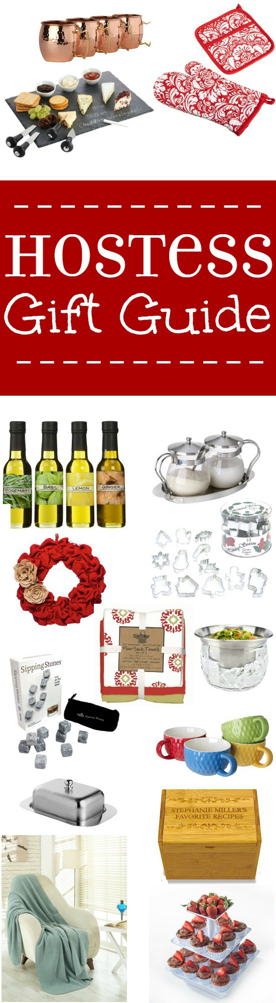 Hostess gift guide the gracious wife for Holiday party gift ideas for the hostess