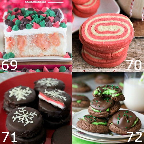 Peppermint Christmas Dessert Recipes. Peppermint is a pretty, delicious, and versatile part of the holidays and baking. Make your Christmas treats extra special and beautiful this year with these amazing easy and deliciousChristmas Peppermint Dessertsrecipes ideas.