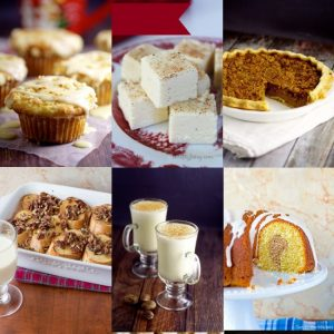 32 Festive Recipes with Eggnog