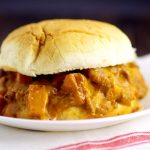 Slow Cooker Chili Cheese Dog Sloppy Joes