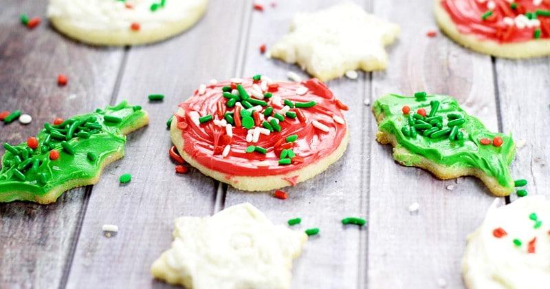 Sugar Cookies that Hold their Shape fb 2