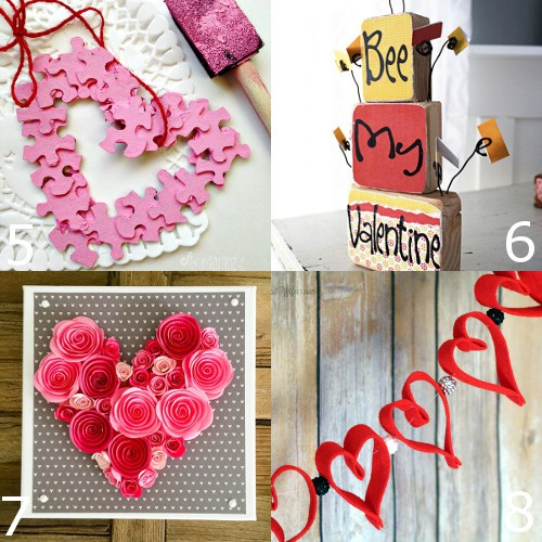 diy valentines day decorations