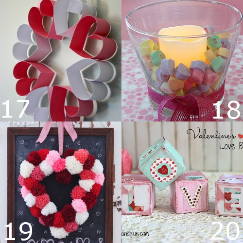 36 DIY Valentines Day Decorations The Gracious Wife