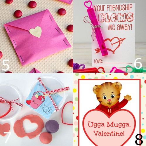 40 DIY Valentines for Kids | The Gracious Wife