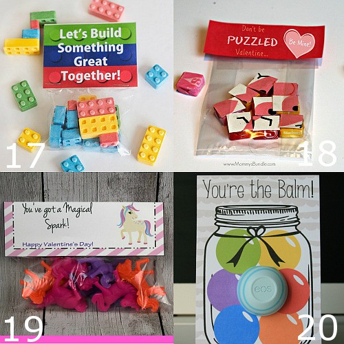 40 DIY Valentines Ideas For Kids To Make For School. Get Inspired For Valentineu0027s  Day