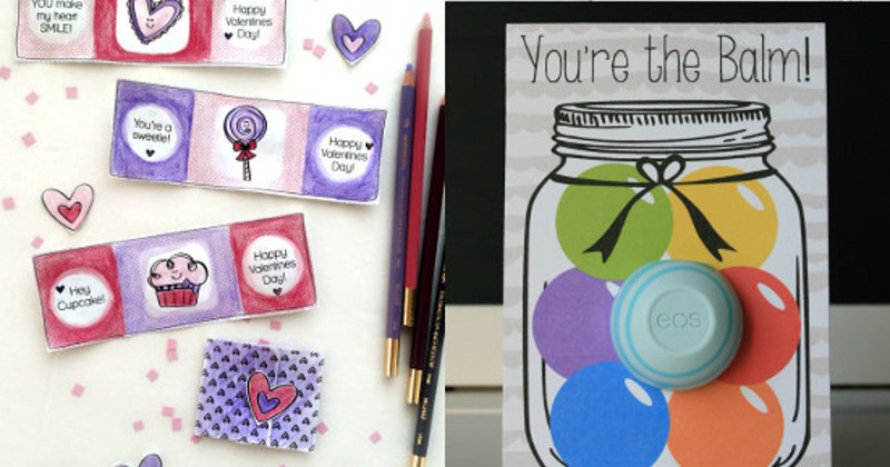 40 DIY Valentines Ideas for Kids to Make for School.Get inspired for Valentine's Day with these adorable DIY Valentines for Kids with free printables to make Valentine's Day easy and even more special. Cute! Now to decide which one to use...