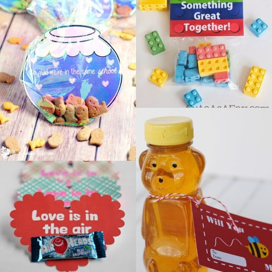 40 DIY Valentines for Kids