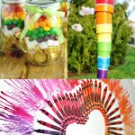 16 DIY Rainbow Crafts