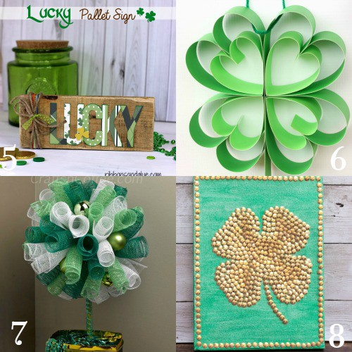 28 diy st patrick 39 s day decorations the gracious wife