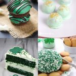 Green Treats for St Patrick's Day