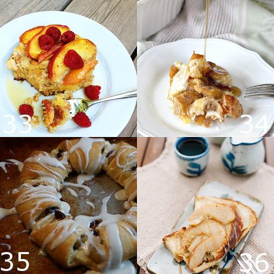 Easy Breakfast Casseroles: 56 Sweet Breakfast Casserole Recipes