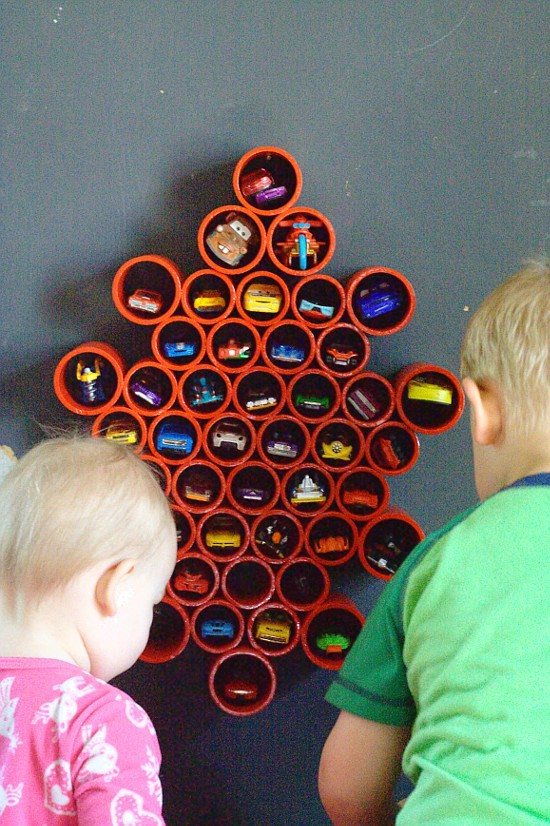 Best Matchbox Cars And Toys For Kids : Diy toy organization ideas the gracious wife