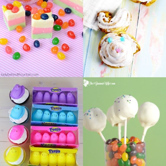 Adorable Easter Treats Ideas