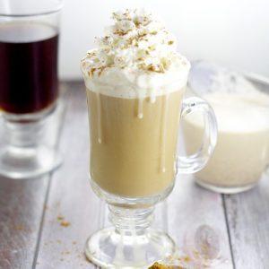 Homemade Cinnamon Vanilla Coffee Creamer