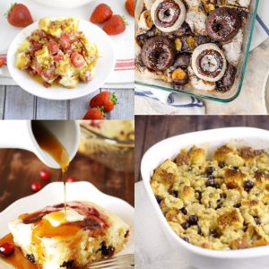 56 Sweet Breakfast Casserole Recipes
