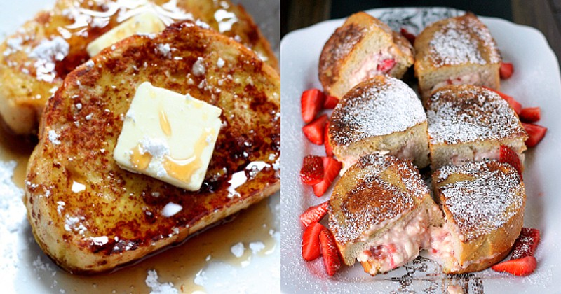 64 Unique French Toast Recipes to make your favorite breakfast even more delicious. Over 60 amazing and Unique French Toast Recipesincludingsweet overnight casseroles, stuffed french toast, and more. These variations are a great way to make an old favorite even more delicious!
