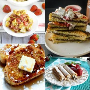 64 Unique French Toast Recipes
