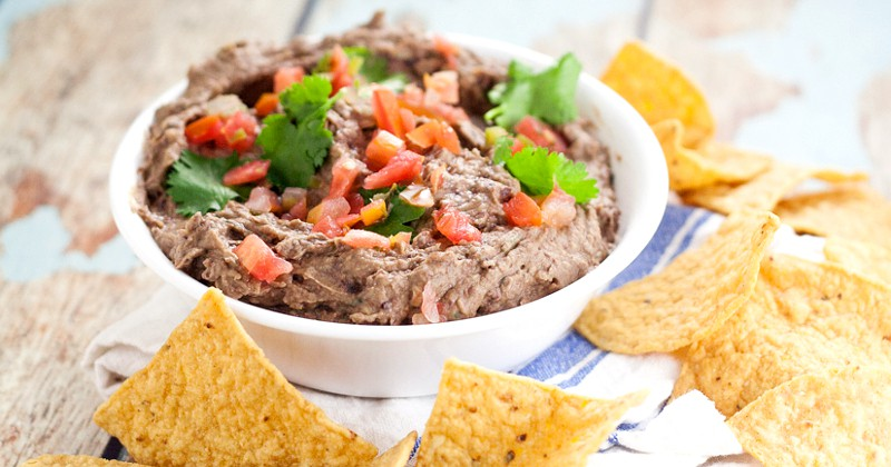 Mr Food Creamy Bean Dip Recipe