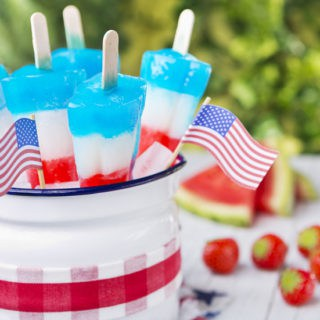 Red, White and Blue Recipes that are perfect for 4th of July, Memorial Day, Labor Day, or all Summer long. Show your patriotic spirit with these 72 fun red, white, and blue Patriotic Recipes that are just perfect for celebrating all Summer long.  Come pick your favorite to make this year!