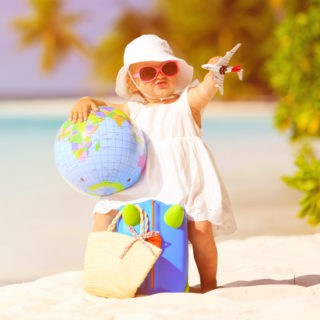 10 Tips, Tricks, and Secrets for Traveling with Toddlers - Traveling with toddlers can add a whole new dimension to your travel experience, but it doesn't have to be scary.  Try these 10 Secrets of Traveling with Toddlers to be a pro in no time!