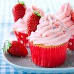 Real Strawberry Buttercream Frosting