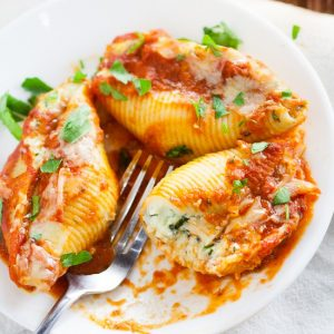 5 Cheese Stuffed Shells