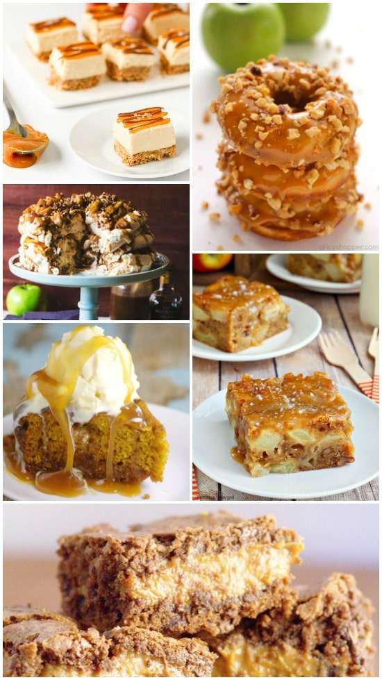 92 Caramel Desserts Recipes -92 of the BEST scrumptious and decadent caramel desserts recipes that are totally drool-worthy. Make these gooey, sweet caramel recipes and indulge your sweet tooth! Wow! These look amazing! Can't decide which one I want to try first!