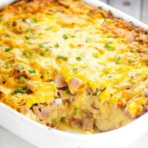 44 Savory Breakfast Casserole Recipes -44 of the BEST Savory Breakfast Casserole Recipes for all the savory flavor lovers out there. Overnight breakfast casseroles, bacon, eggs, sausage, or veggies, there's something for everyone! There's some great make ahead and overnight breakfast recipes for Christmas and Easter here!