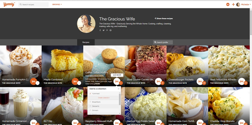 How to Organize Recipes with Yummly - How to Organize Recipes with 10 easy tips and tricks -Make sure you can always find the recipe you need! Learn your own favorite recipe organization tricks with these 10 easy ways to organize recipes!   organization