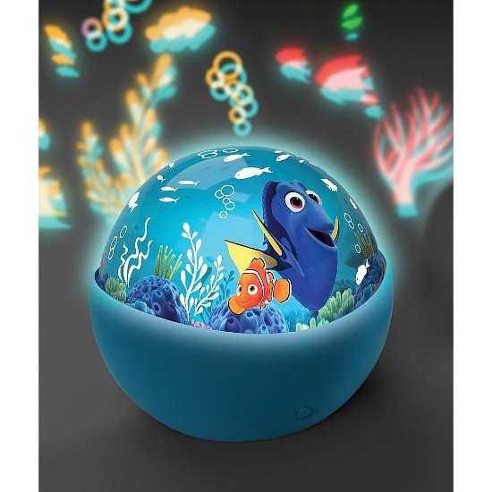 Finding Dory Light Projector - 15 Finding Dory Gift Ideas - Finding Dory Gift Guide with 15 adorable and fun Finding Dory Gift Ideas that are perfect for the Finding Dory fan in your life. Perfect gift ideas for kids for Christmas and birthdays!