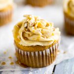 Sweet Potato Pecan Cupcakes